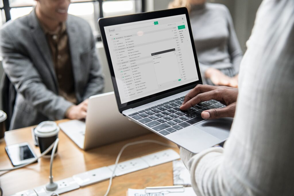 Creación de campaña email marketing