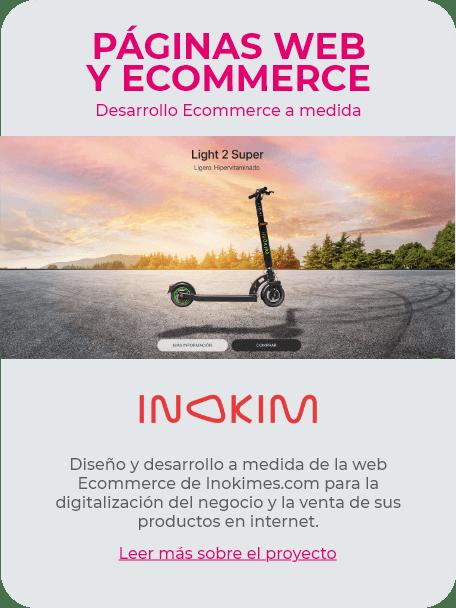 inokim web e-commerce