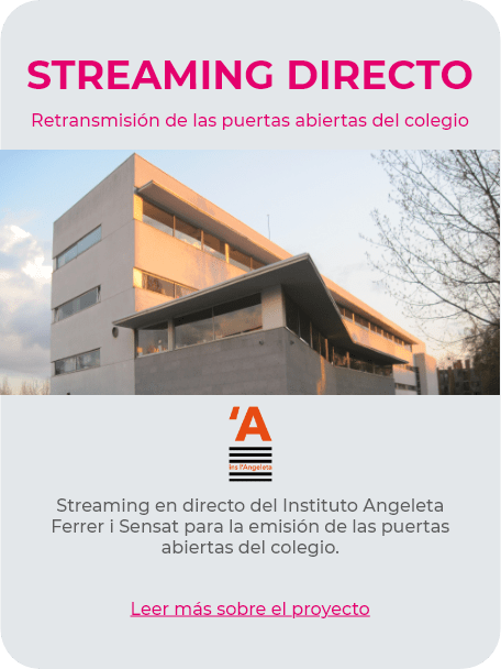 Streaming Angeleta Ferrer