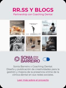 Sonia Barreiro RR.SS y blog