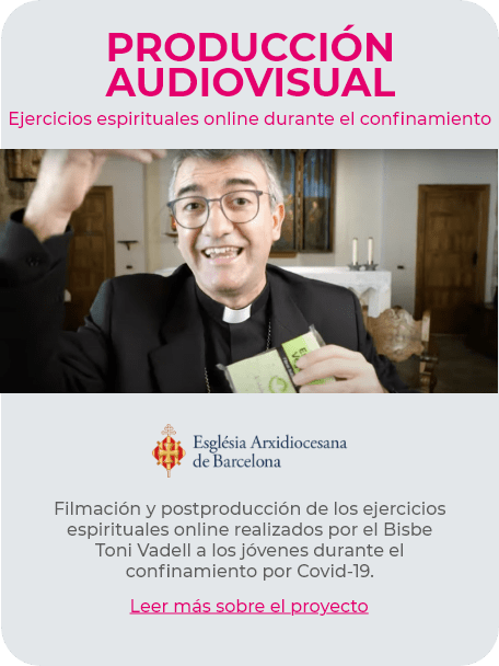 Vídeo Exercicis Espirituals Bisbe Toni Vadell